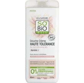 High tolerance shower cream - Organic Oat milk - So'bio étic - Hygiene