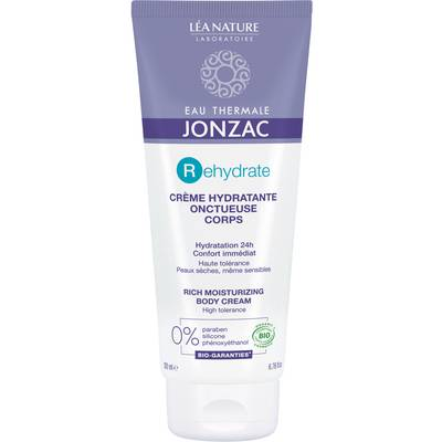 Crème Hydratante Onctueuse Corps - Rehydrate - Eau Thermale Jonzac - Corps