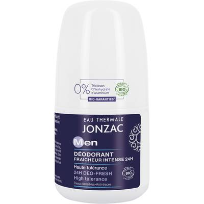 Déodorant Fraîcheur Intense 24H - Men - Eau Thermale Jonzac - Hygiène