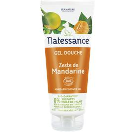 Mandarin shower gel - Natessance - Hygiene