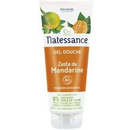 Mandarin shower gel - Natessance - Hygiene