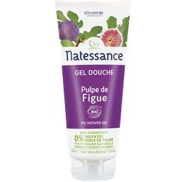 Fig shower gel - Natessance - Hygiene