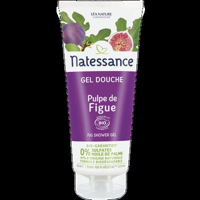 Gel douche - Pulpe de figue - Natessance - Hygiène