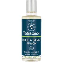 Beard oil - Castor oil - Natessance - Face - Massage and relaxation