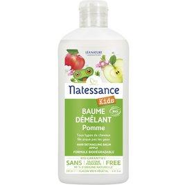 Hair detangling balm - Apple - Natessance - Baby / Children