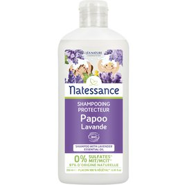 image produit Shampoo with lavender essential oil