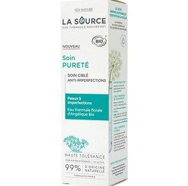Soin ciblé anti-imperfections - Soin Pureté - La Source - Eau Thermale Rochefort - Visage