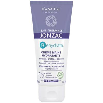Crème mains hydratante - Rehydrate - Eau Thermale Jonzac - Corps