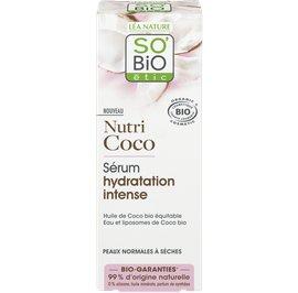 Dep moisturizing serum - Nutri Coco - So'bio étic - Face