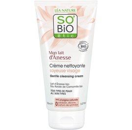 Gentle cleansing cream - Mon Lait d'Ânesse - So'bio étic - Face