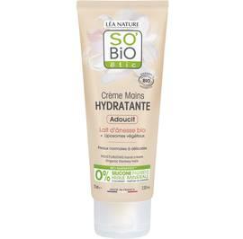 Moisturizing hand cream - Organic Donkey milk - So'bio étic - Body