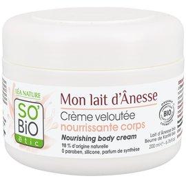 Nourishing body cream - Mon Lait d'Ânesse - So'bio étic - Body