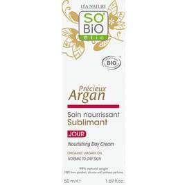Soin sublimant nourrissant Jour - Précieux Argan - So'bio étic - Visage