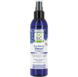 Organic cornflower floral water - Decongests & soothes - Irritated and tired eyes - So'bio étic - Face