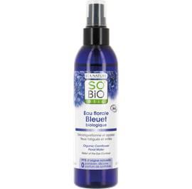 image produit Eau florale de bleuet bio, décongestionne et apaise, yeux fatigués et irrités