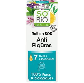 SOS anti-itch roll-on - So'bio étic - Massage and relaxation
