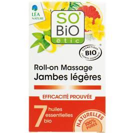 image produit Roll-on massage jambes légères, aux 7 huiles essentielles bio