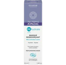 Repleneshing mask - REhydrate - Eau Thermale Jonzac - Face