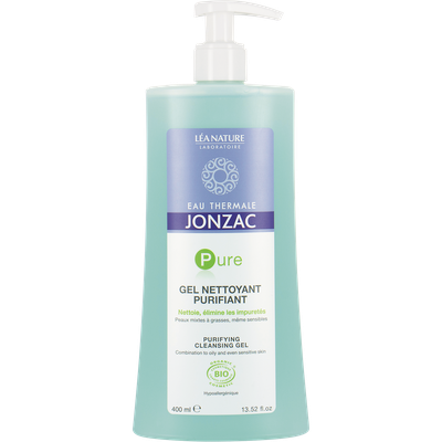Purifying cleansing gel - Pure - Eau Thermale Jonzac - Face