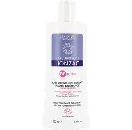 Lait dermo-nettoyant visage et yeux - REactive - Eau Thermale Jonzac - Visage