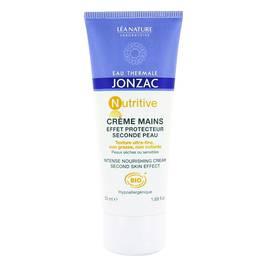image produit Crème mains effet protecteur, seconde peau - Nutritive