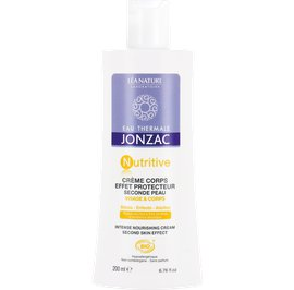 Crème corps effet protecteur seconde peau - Nutritive - Eau Thermale Jonzac - Corps