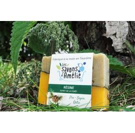 image produit Savon résine - savon du jardinier exfoliant à l'ortie