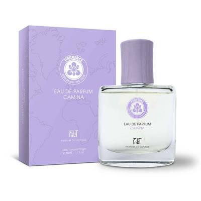 Eau De Parfum Provencal - Camina - FiiLiT Parfum du Voyage - Parfums et eaux de toilette
