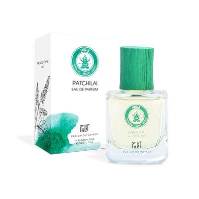 Eau de Parfum PATCHILAI - INDIA - FiiLiT Parfum du Voyage - Parfums et eaux de toilette