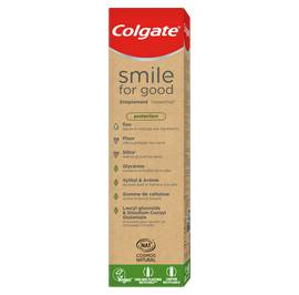 image produit Dentifrice - smile for good protection