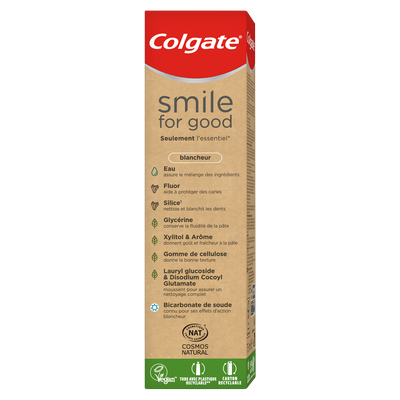 Dentifrice blancheur - Colgate - Hygiène