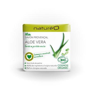 Mon savon provencal Aloé vera - naturéO - Hygiène