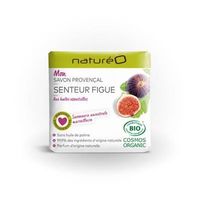 Mon savon provencal Figue - naturéO - Hygiène