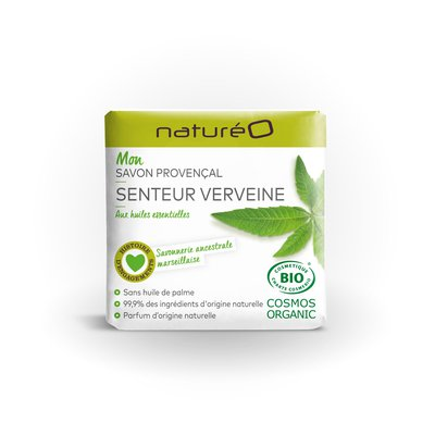 My provencal soap verbena - naturéO - Hygiene
