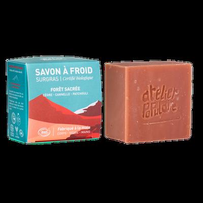 Forêt Sacrée | savon à froid - Atelier Populaire - Hygiène