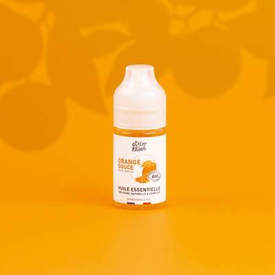Huile essentielle  - d'Orange douce Atelier Populaire - Atelier Populaire - Ingrédients diy