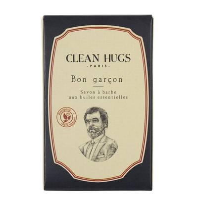Beard Soap Bon garçon - Clean Hugs - Hygiene