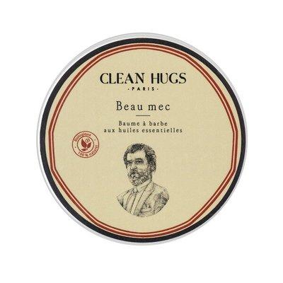 Baume à barbe Beau mec - Clean Hugs - Hygiène