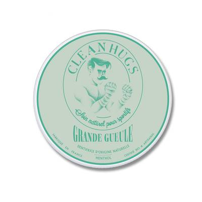 Dentifrice Grande gueule - Clean Hugs - Hygiène