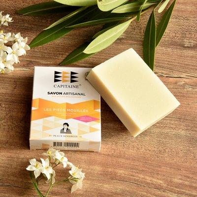 Sensible Skin soap - Capitaine Cosmétiques - Face - Hygiene - Baby / Children
