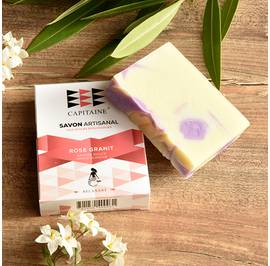 Relaxing natural soap - CAPITAINE - Body
