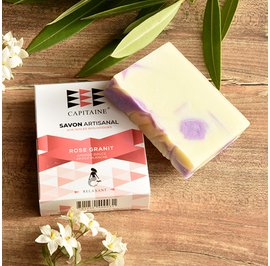 Relaxing natural soap - Capitaine Cosmétiques - Body