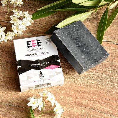 Purifying Soap - Capitaine Cosmétiques - Face