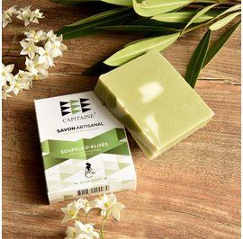 Hydrating solid shampoo - Capitaine Cosmétiques - Hygiene - Hair