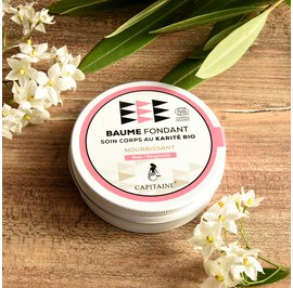 Nurishing balm - Capitaine Cosmétiques - Massage and relaxation