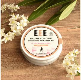 Melting body balm - CAPITAINE - Massage and relaxation