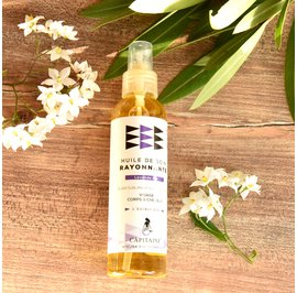 Shining care oil - Capitaine Cosmétiques - Hair - Massage and relaxation