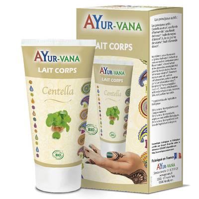Centella Body Milk - AYURVANA - Body
