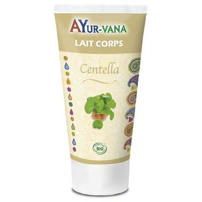 Centella Body Milk - AYURVANA - Body