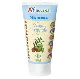 Neem & Triphala toothpaste - AYURVANA - Hygiene